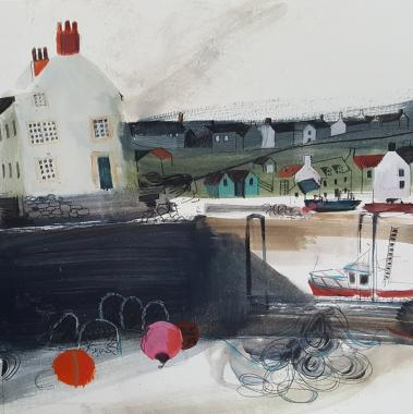 Hybrid Gallery Jane Askey St Abbs Winter