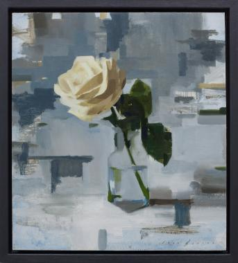 Hybrid Gallery Jon Doran White Rose in the Afternoon