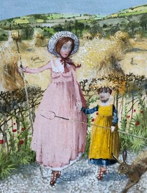 Hybrid Gallery Richard Adams Harvest Help