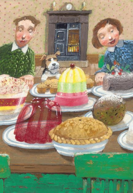 Richard Adams | Pudding and Pie
