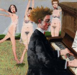 The Pianist and the Dancing Girls