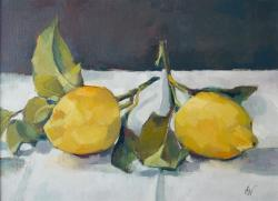 Hybrid Gallery Annie Waring Two Lemons