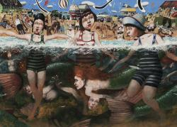 Hybrid Gallery Richard Adams Beneath the Waves