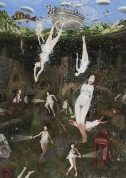 Hybrid Gallery Richard Adams The Lost Village