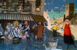 Hybrid Gallery Richard Adams The Shops Above the Harbour