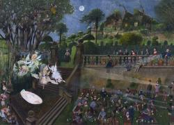 Hybrid Gallery Richard Adams Midsummer Night's Dream