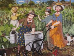 Hybrid Gallery Richard Adams The Water Barrow