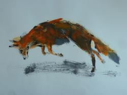 Hybrid Gallery Paula Youens Leaping Fox