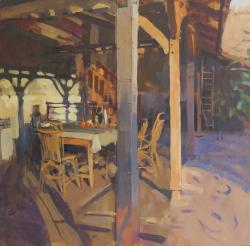 Hybrid Gallery Richard Sowman Table Towards Sunset