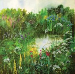 Hybrid Gallery Dylan Lloyd Dorset Garden with Pond