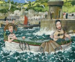 Hybrid Gallery Richard Adams The Harbour Arm