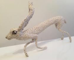 Hybrid Gallery Val George White Hare