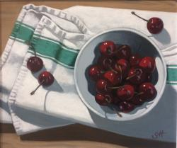 Hybrid Gallery Gill Hamilton Bowl of Cherries