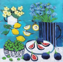Hybrid Gallery Relton Marine Forget-Me-Nots and Figs
