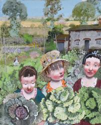 Hybrid Gallery Richard Adams Flint Cottage