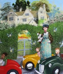 Hybrid Gallery Richard Adams Morning Traffic
