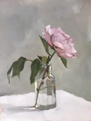 Hybrid Gallery Annie Waring Peony in Glass Jar