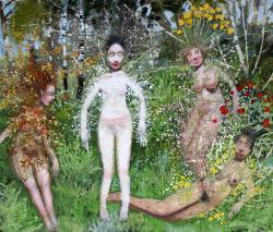 Hybrid Gallery Richard Adams The Four Seasons