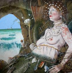 Hybrid Gallery Richard Adams The Queen of the Sea