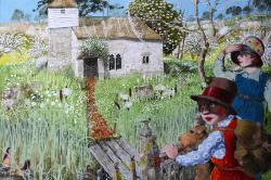 Hybrid Gallery Richard Adams White Chapel