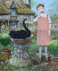Hybrid Gallery Richard Adams The Black Swan