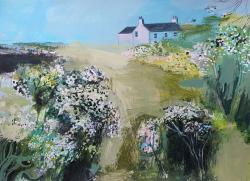 Hybrid Gallery Jane Askey Hillside Hedgerows