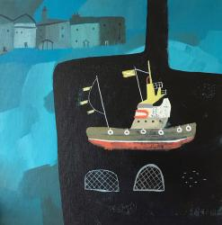 Hybrid Gallery Katarzyna Klein  Tug Boats Have Feelings Too