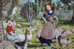 Hybrid Gallery Richard Adams Sunday in the Garden