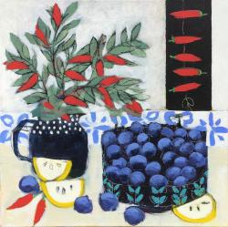 Hybrid Gallery Relton Marine Chillies and Grapes