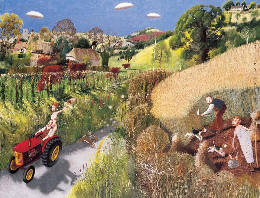 Hybrid Gallery Richard Adams Devon I'm in Devon