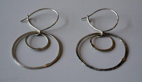 Hybrid Gallery Penny Price Double Hoops