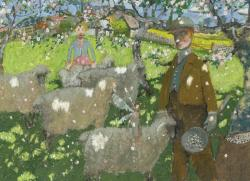 Hybrid Gallery Richard Adams The Good Shepherd
