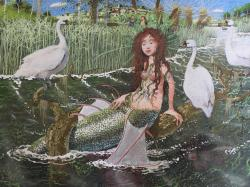 Hybrid Gallery Richard Adams Thames Maiden