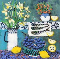 Hybrid Gallery Relton Marine Narcissus and Grapes