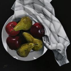 Hybrid Gallery Gill Hamilton Apples and Pears