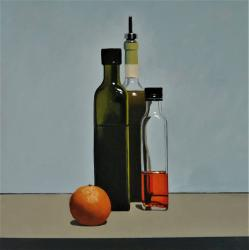 Hybrid Gallery Gill Hamilton Three Oils with Clementine